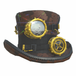 Steampunk Hat Female