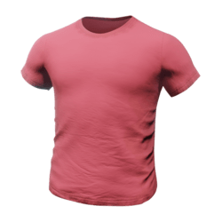 T-Shirt Red - Male
