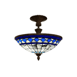 Scripted Ceiling Lamp