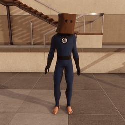 Avatar Spiderman The Amazing Bag Man