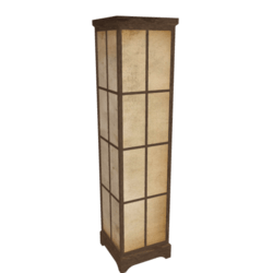 Asian Floor Lamp [1]