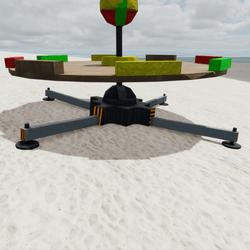 Leper's Roundabout Base 2