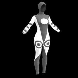 female coverall