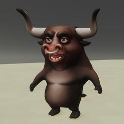 Sansar Bull