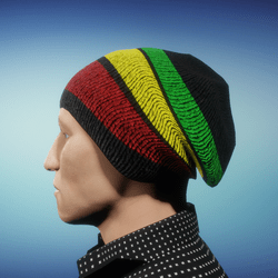 Bob Marley Wool Cap