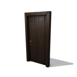 DoorSet A [Fine wood]