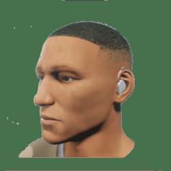 Hearing Aid (Male)