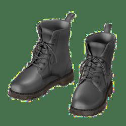 Boots-black