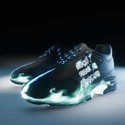 Fire XX Sneakers Unisex