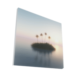Sunset Getaway 3D Artwork Painting
