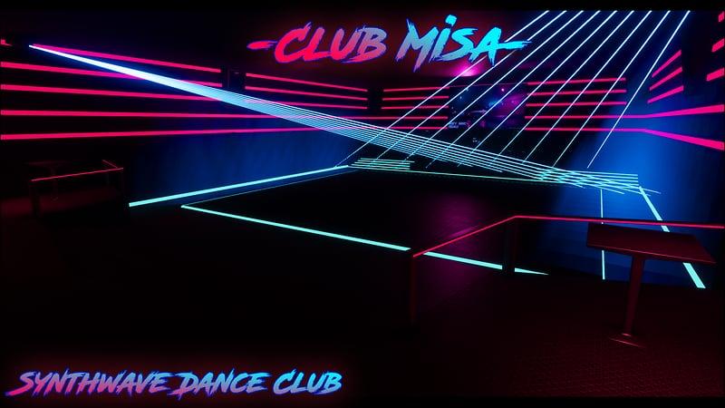 -Club Misa- Synthwave Dance Club & Bar V0.9.2