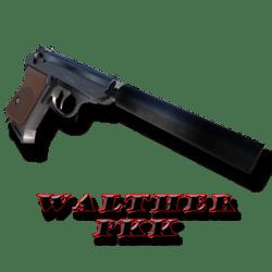 Walther PKK the James Bond pistol