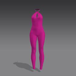 Valentina Bodysuit - Pink (MsAquaria)