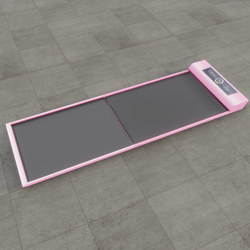 Portable Treadmill (Pink)
