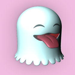 Ghost Pet (Glowing)