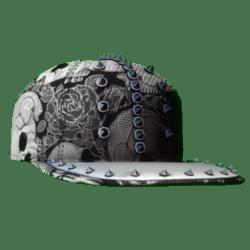FREE Studded Cap - Skulls (Male)