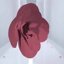 Rose for Hair #2