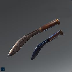 Female Daggers
