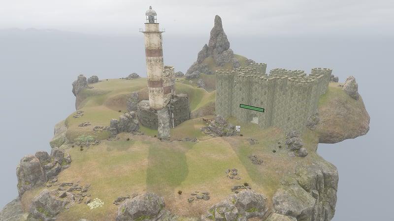 Ardani Castle Keep World