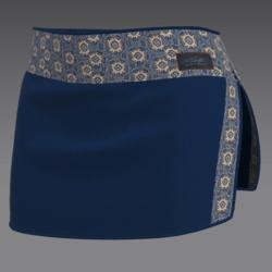 Skirt enri blue