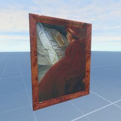 Red Coat Alphonse Mucha