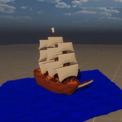 music-boat