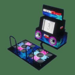 ARCADE COLLECTION - Dance Game Machine