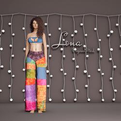 Hippie Batik Patchwork Pants