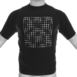 Male Shirt with Animation