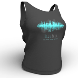 DJ Bluebell Tank Top