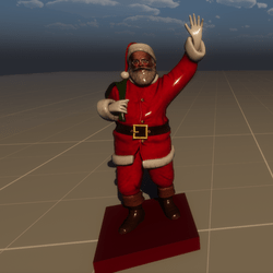 SantaClaus - OH Oh Merry Christmas