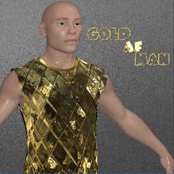 Gold AF Man