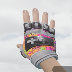 Mens Cybergloves - DigiCandy