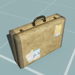 Vintage Luggage vB