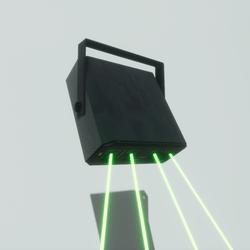 4 Laser Light Show (animated)