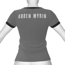 18TH ANNUAL SF SKETCHFEST T-Shirt - Arden Myrin (Female)