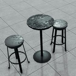 Nightclub | Bar Table & Stool Set