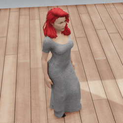 Long Dress (TM)