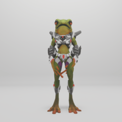 FROG SPACE