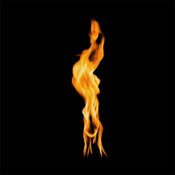 Burning Fire Animation