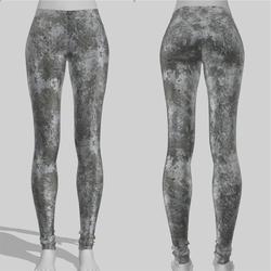 Leggings Maddy Grunge Gray