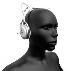 Headphones Demo (Head)