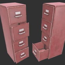 File Cabinet D