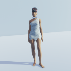 Wilma Draxstone Outfit