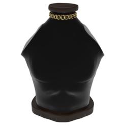 ChainChoker 24kGold [MALE]