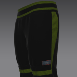 Arr pants black