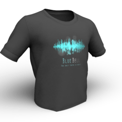 DJ BlueBell T-shirt Male