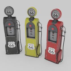Gas Pump X3