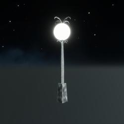 Lamp Fancy Small