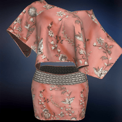 HEPBURN OUTFIT PINK